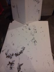 Handgjort papper