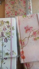 Vackra anteckningsböcker