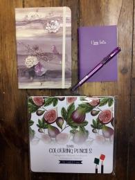 Skriv och måla
